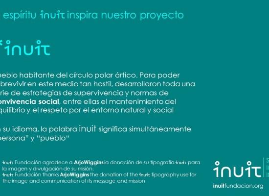 el espíritu inuit inspira nuestro proyecto
