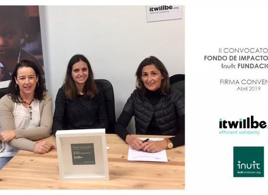 Firmamos convenio con ITWILLBE
