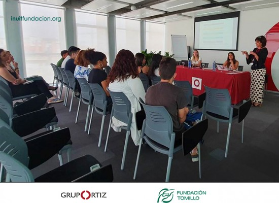 GRUPO ORTIZ abre sus puertas para acercar el mundo de la empresa a los estudiantes de FUNDACIÓN TOMILLO.